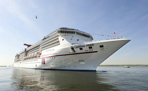 Baltimore's first year-round cruise ship, the Carnival Pride, offers cruises to the Bahamas, the Caribbean and Florida.
