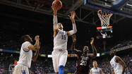 LEXINGTON - Willie Cauley-Stein has experienced many peaks and valleys in his first season with the Kentucky Wildcats.