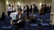 Initial jobless claims dropped last week to 344,000