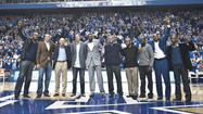 LEXINGTON - After Kentucky won the 1996 national championship, the UK¿players did not get title rings from the university because the NCAA thought the rings were too expensive.