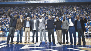 UK Basketball: 1996 NCAA title team finally gets its rings