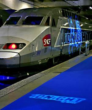 iDTGV train