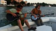 Les Claypool of Primus and Dean Ween go fishing and drinking in Fort Lauderdale