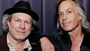 Buddy Miller and Jim Lauderdale made proficiency look easy Wednesday at a crowded Lincoln Hall. The Nashville outlaws and longtime friends staged a clinic in mixing country, R&B, rockabilly and other Americana-related styles on tunes notable for their simplicity and familiarity. In between songs, the duo exchanged comedic banter and stories, reinforcing a casual modesty that gave the 95-minute concert the laidback feeling of a private back-porch session.