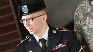 FT. MEADE, Md. – Army Pfc. Bradley Edward Manning pleaded guilty Thursday to 10 charges that he illegally acquired and transferred U.S. government secrets, agreeing to serve 20 years in prison for leaking classified material to WikiLeaks that described U.S. military and diplomatic efforts in Iraq, Afghanistan and around the globe.