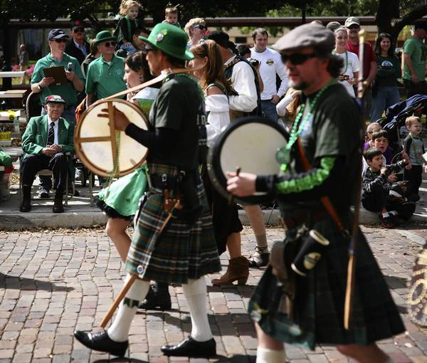 The Winter Park St. Patrick's Day Parade is Sunday, March 3.