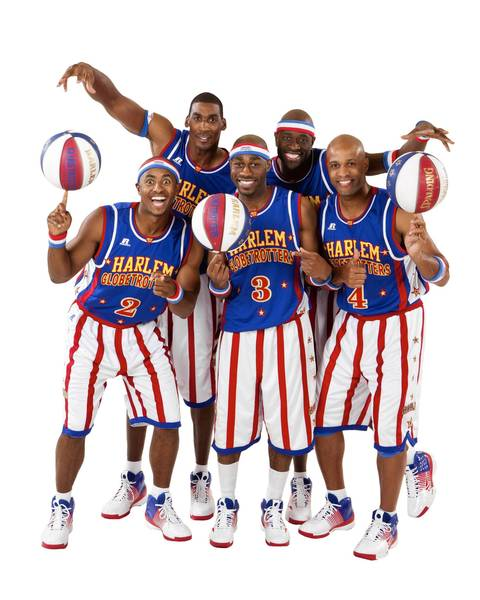 The Harlem Globetrotters are set to perform at the Ted Constant Center in Norfolk.