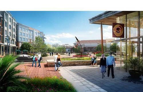 "The complete redevelopment of the Wilde Lake Village Center will include approximately 250 apartment units, a CVS pharmacy and the relocation of David's Natural Market.  <a href=""http://www.baltimoresun.com/news/maryland/howard/columbia/ph-ho-cf-wilde-lake-0228-20130228,0,4878107.story"" target=""_blank"">Click here for more on the project.</a>"