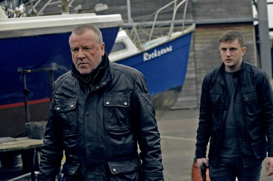 """<b>R; 1:52 running time</b><br><br> """"The Sweeney,"""" based on an influential British TV show of the 1970s, is a down-and-dirty genre picture that manages a couple of decent plot twists, a couple of passable car chases and two epic shootouts. The Brits may be decades behind the French in the car-chase game, but director Nick Love has studied his Michael Mann (""""Heat"""") and learned how hard-boiled men and women of violence look, think, fight and shoot. -- Roger Moore<br><br><a href=http://www.chicagotribune.com/entertainment/movies/sc-mov-0226-sweeney-20130228,0,5149750.story>Read the full """"The Sweeney"""" movie review</a>"""