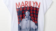 Macy's launches Marilyn Monroe clothing line