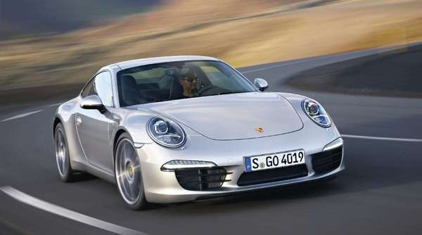 The Porsche 911 was the highest-rated premium sporty car in the J.D. Power and Associates 2012 Initial Quality Study, but about 2,263 of the cars have a tailpipe that might fall off.