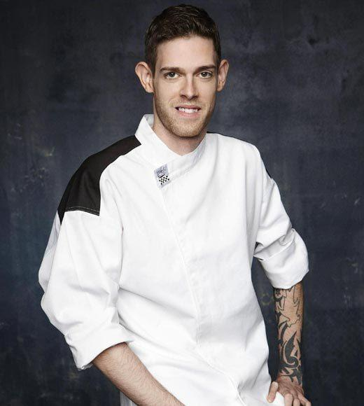 Age: 27 <BR> Hometown: Westchester, NY<BR>    Occupation: Head Cook<BR> Signature Dish: Eggs Benedict