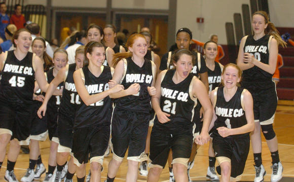 Boyle County girls basketball