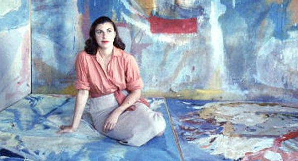 "Frankenthaler was a revolutionary abstract expressionist painter.  She exhibited her work for more than six decades (1950s through 2011), spanning several generations of abstract painters while continually creating ever-changing new work.  She  had a home and studio in Darien, Conn., according to the <a href=""http://www.chicagotribune.com/news/obituaries/la-me-helen-frankenthaler-20111228,0,2519251.story"">Los Angeles Times</a>."