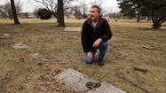 Graves vandalized at Chicago cemetery