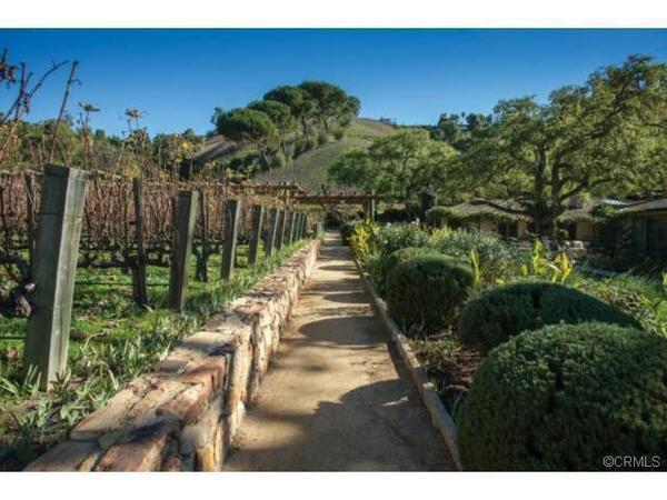Moraga Vineyards in Bel-Air is for sale if you happen to have $29.5 million to spend.