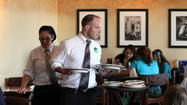 Republicans, Democrats agree on Olive Garden