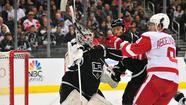 L.A. Kings vs. Detroit Red Wings