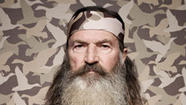 """Duck Dynasty"" star Phil Robertson seems a bit eccentric, but this may be plain old crazy."