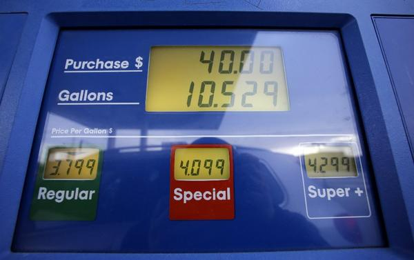 High fuel prices have U.S. drivers reducing the amount of gasoline they use