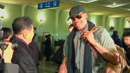 Dennis Rodman tells Kim Jong Un he has a 'friend for life'
