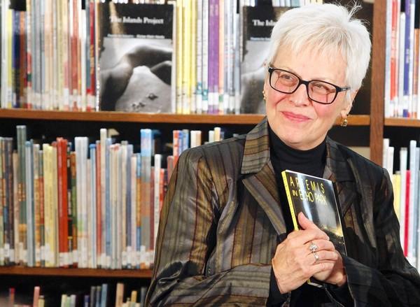 Author Eloise Klein Healy.