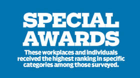 The Lehigh Valley's top workplaces 2013: Special awards