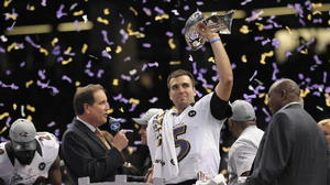 Joe Flacco has become a star despite derision of Baltimore media