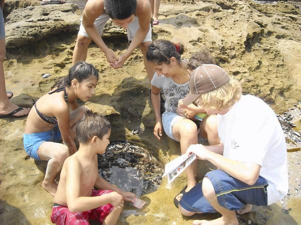 The Laguna Ocean Foundation offers docent-led tours of local tidepools.