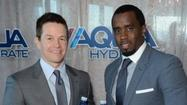 "Sean ""Diddy"" Combs and Mark Wahlberg are teaming up on a new project, only it's not a movie, a song, a play or anything related to entertainment. It's water. Drinking water."