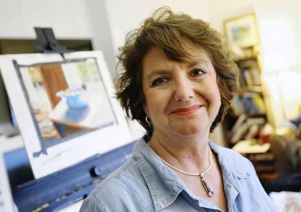 Leegburg artist Suzanne Pelcha Zielinski will be showing her pastels during this weekend's Leesburg Art Festival.