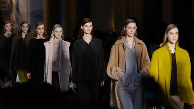 Paris Fashion Week fall 2013: Rochas review