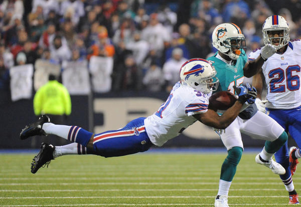 This two-time Pro Bowler has pulled down 18 interceptions in his four seasons with the Bills. Considering Buffalo isn't exactly the most desirable landing spot expect Jairus Byrd to get slapped with the franchise tag unless he lands a contract from Buffalo that pays him $45-50 million.