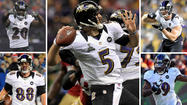 Five for Friday: Top free-agent priorities for the Ravens