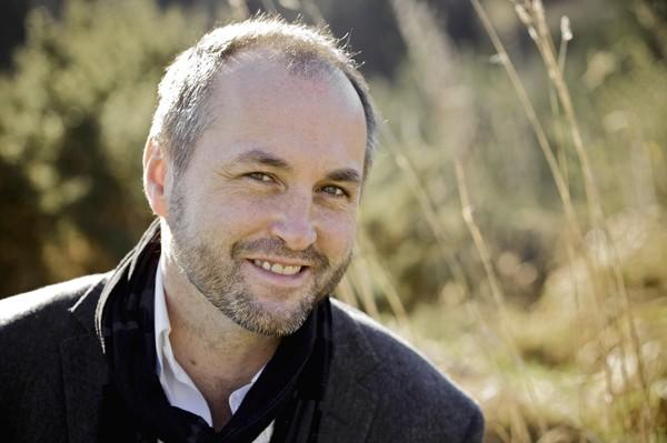 """Colum McCann will be reading from his National Book Award-winning 2009 novel """"Let the Great World Spin,"""" which is set in New York City in the 1970s."""