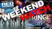 Weekend Watch: Free REO Speedwagon concert, FRINGE fundraiser, Swing Into Spring dance