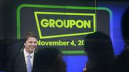 Groupon dumps chief executive and founder Andrew Mason