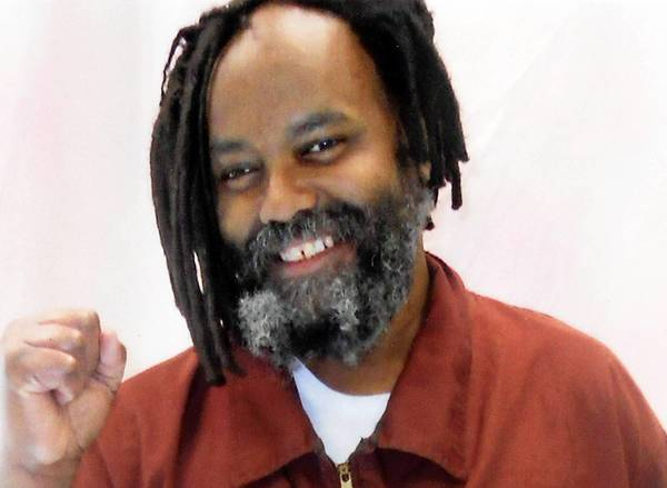 "Mumia Abu-Jamal from the documentary ""Long Distance Revolutionary: A Journey with Mumia Abu-Jamal."""