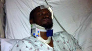 A Morgan State University student who was partially blinded with a baseball bat wrapped in barbed wire alleges in a recently filed lawsuit that the school ignored warning signs of Alexander Kinyua's potential for violence.