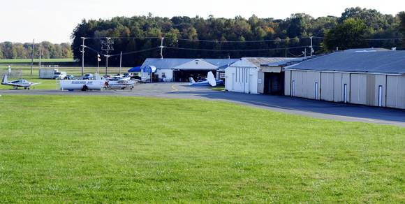 Harford Airport zoning bill