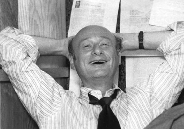 "Ed Koch from the documentary ""Koch."""
