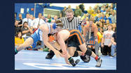 The road to Hershey will go through Johnstown for wrestlers competing at the PIAA Class AA Southwest Regional tournament today and Saturday at the Cambria County War Memorial Arena.