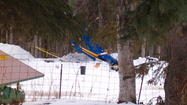 Sterling Plane Crash Severely Injures 2 People