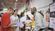 The annual KidsMatter Job Fair is THE one-stop place for students, ages 16-23, to find seasonal & summer jobs. Scheduled for Tuesday, March 19, from 5 to 7:30 PM in the Merner Fieldhouse on the North Central College campus, this Fair provides over 1800 job opportunities from 40+ area businesses as well as mock interviews, resume creation and building, social media job hunting tactics, and internship and vocational opportunities to prepare students for the workforce. This year's employers include the Home Depot, Jersey Mike's, Bolingbrook Park District, the Fun Ones, Panera Bread, Lowe's, Sky High Sports, Hollywood Palms, Meijer, Bright Horizons, Noodles & Company, Lowe's, Hipp Temporary, Players Indoor Sports Center - just to name a few!