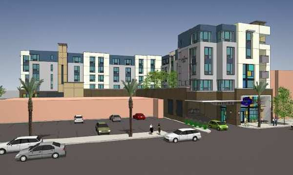 Business-class Hampton Inn & Suites will go up at Colorado Street and Brand Boulevard in Glendale.