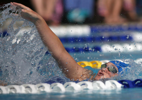 Swimmer Has High Aspirations For State Meet Townnews Aberdeennews
