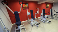 Hotels take fitness amenities to the great outdoors