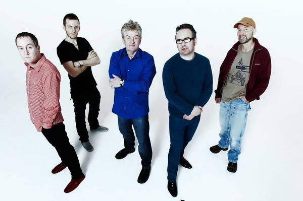 Irish rock group The Saw Doctors performs March 5 at Musikfest Cafe ArtsQuest Center in Bethlehem.