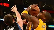 It's been an up-and-down season for Lakers forward Antawn Jamison.