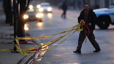 February sees 14 homicides